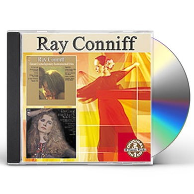 Ray Conniff GREAT CONTEMPORARY INSTRUMENTAL HITS / I'D LIKE TO CD