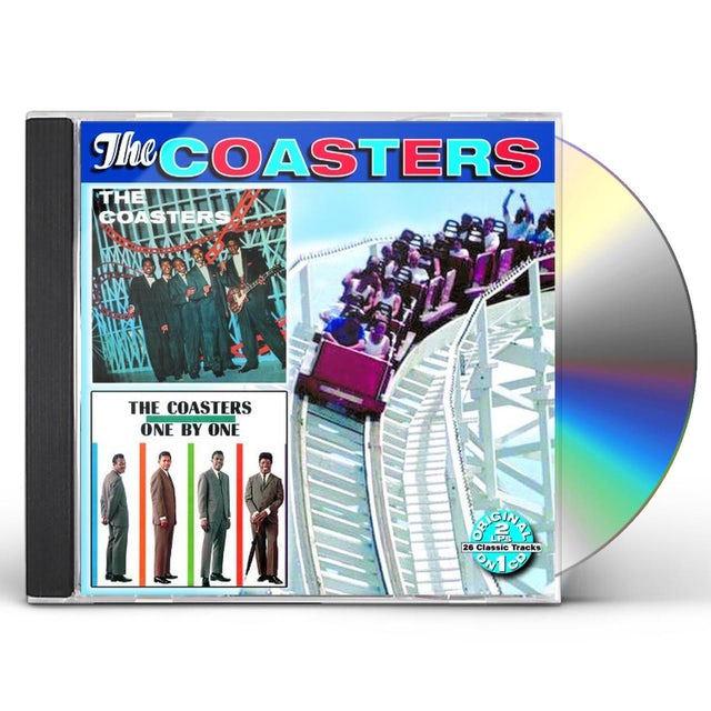 COASTERS: ONE BY ONE CD