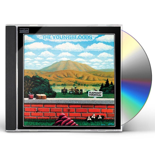 Youngbloods ELEPHANT MOUNTAIN CD