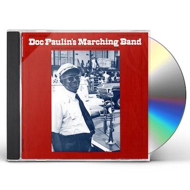 DOC PAULIN'S MARCHING BAND CD