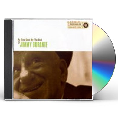 Jimmy Durante AS TIME GOES BY: BEST OF CD