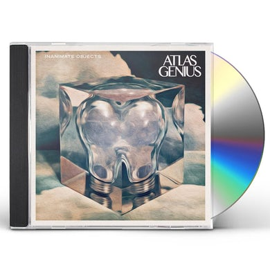 Atlas Genius INANIMATE OBJECTS CD