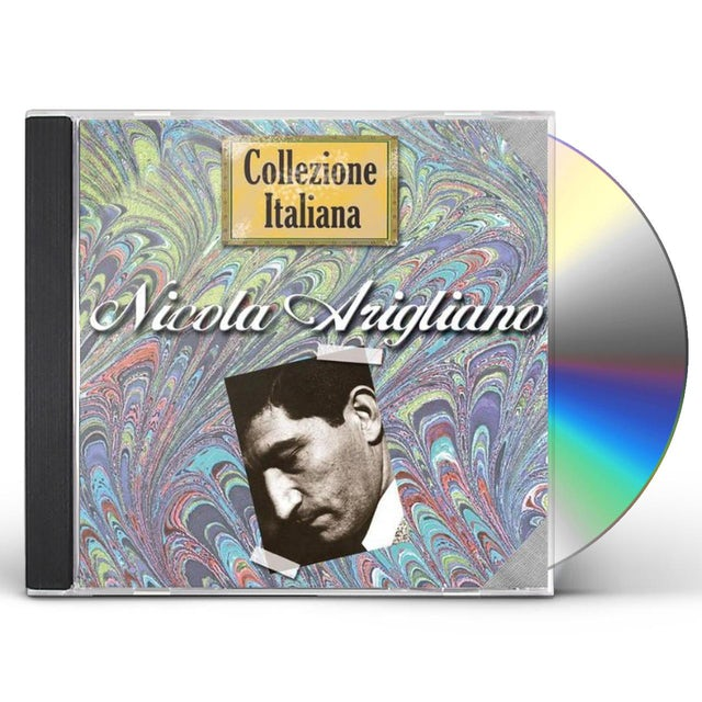 Nicola Arigliano COLLEZIONE ITALIANA CD