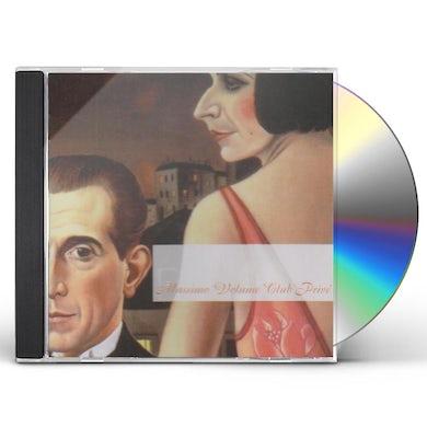 Massimo Volume CLUB PRIVE CD