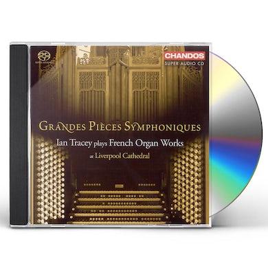 Ian Tracey GRANDES PIECES SYMPHONIQUES Super Audio CD