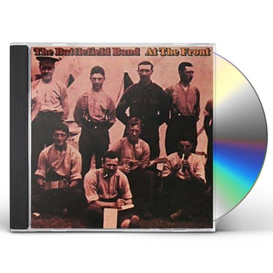 Battlefield Band AT THE FRONT CD