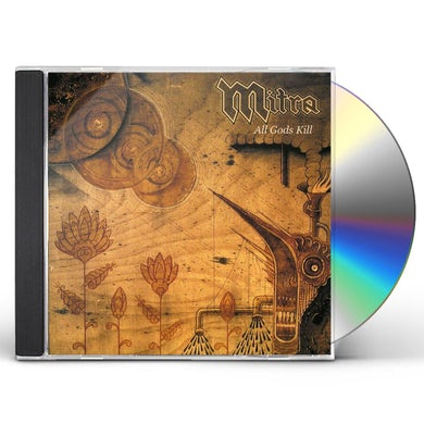 Mitra ALL GODS KILL CD