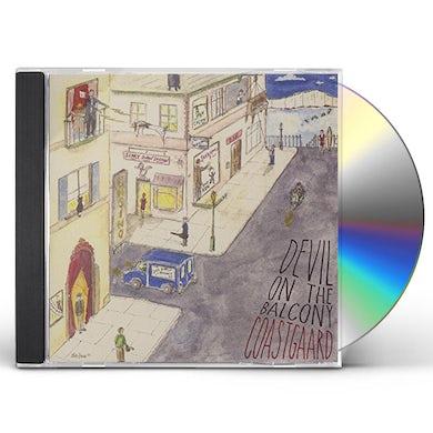 Coastgaard DEVIL ON THE BALCONY CD
