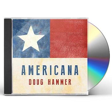 Doug Hammer AMERICANA CD