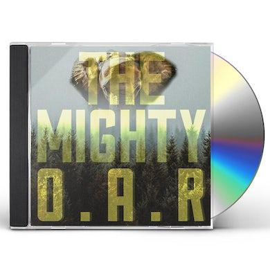 O.A.R. Mighty CD