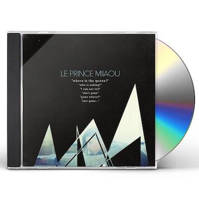 Le Prince Miiaou WHERE IS THE QUEEN ? CD