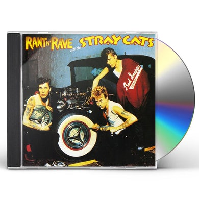 RANT N RAVE WITH STRAY CATS CD