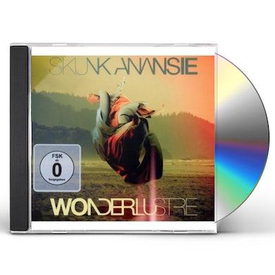 Skunk Anansie WONDERLUSTRE (LIMITED EDITION) CD