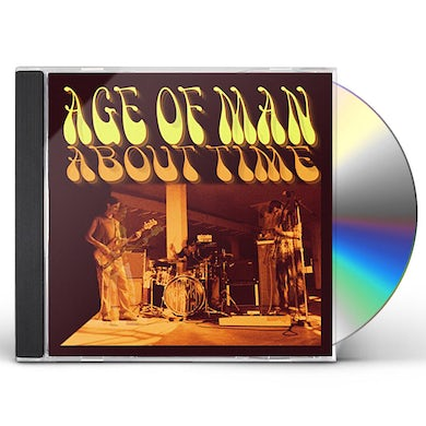 AGE OF MAN ABOUT TIME CD