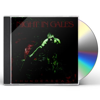 THUNDERBEAST CD
