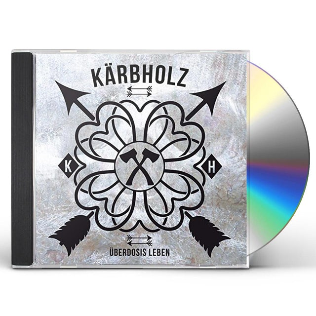 Karbholz UBERDOSIS LEBEN CD