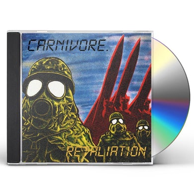 Carnivore RETALIATION CD