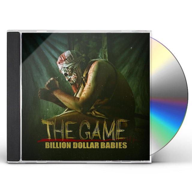 Billion Dollar Babies THE GAME CD