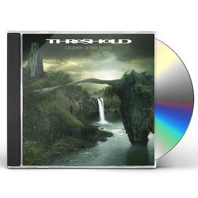 Threshold LEGENDS OF THE SHIRES CD