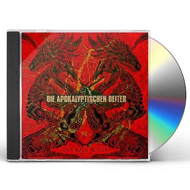 Die Apokalyptischen Reiter DER ROTE REITER CD