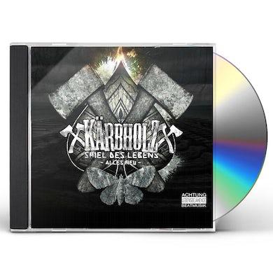 SPIEL DES LEBENS - ALLES NEU - CD