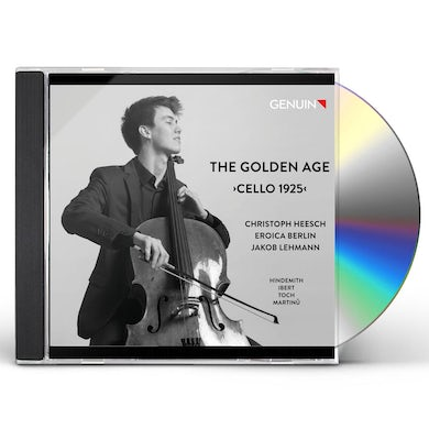 Hindemith GOLDEN AGE CD