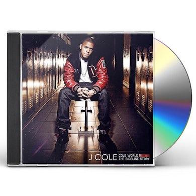 J. Cole COLE WORLD CD