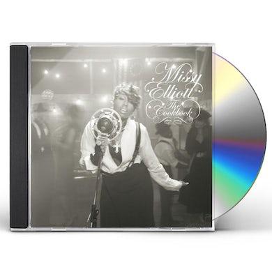 Missy Elliott COOK BOOK CD