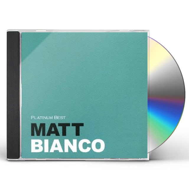 Matt Bianco PLATINUM BEST CD