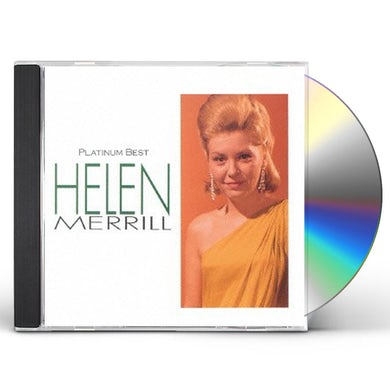 Helen Merrill PLATINUM BEST CD