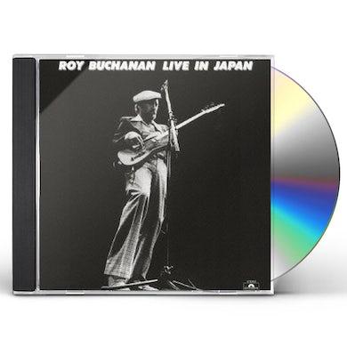 Roy Buchanan LIVE IN JAPAN CD