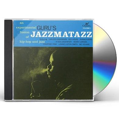 Guru JAZZMATAZZ 1 CD