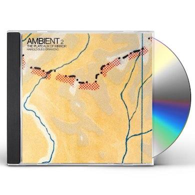 Harold Budd PLATEAUX OF MIRROR CD