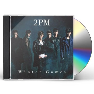 2PM WINTER GAMES CD