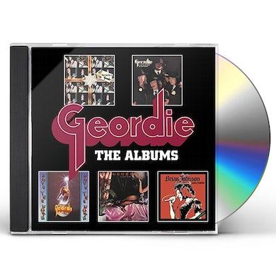 Geordie ALBUMS: DELUXE 5CD BOXSET CD