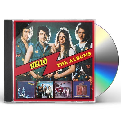 HELLO: THE ALBUMS CD
