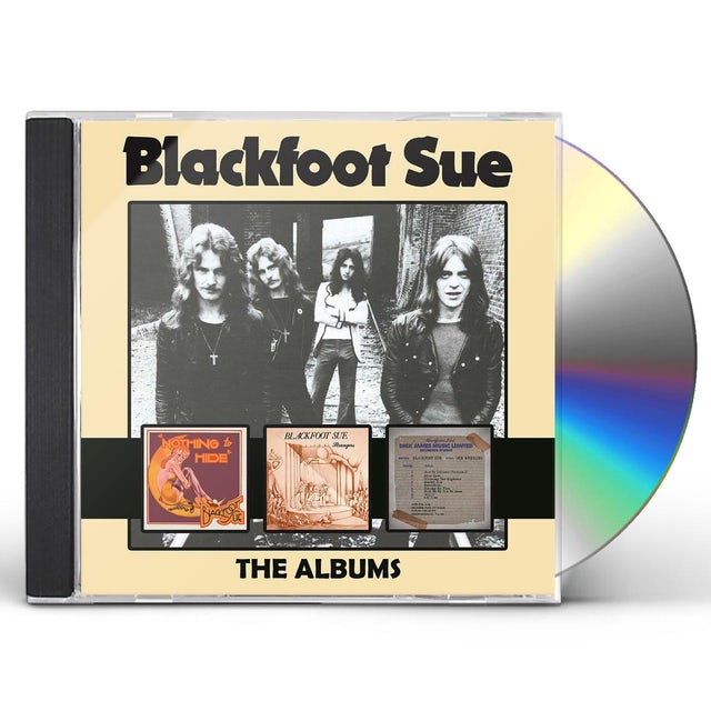 Blackfoot Sue