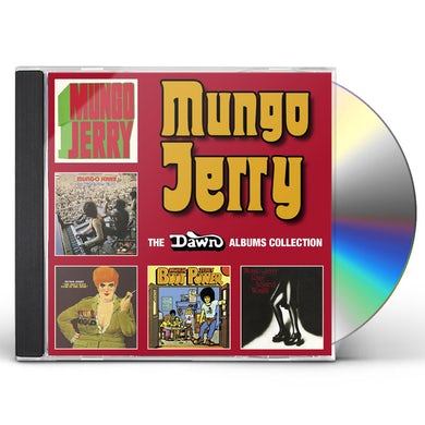 Mungo Jerry DAWN ALBUMS COLLECTION CD