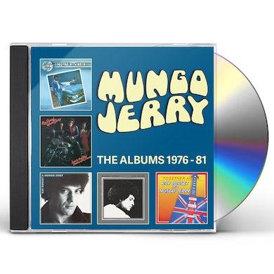 Mungo Jerry ALBUMS 1976-1981 CD