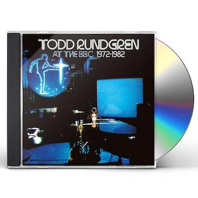 Todd Rundgren AT THE BBC 1972-1982 CD