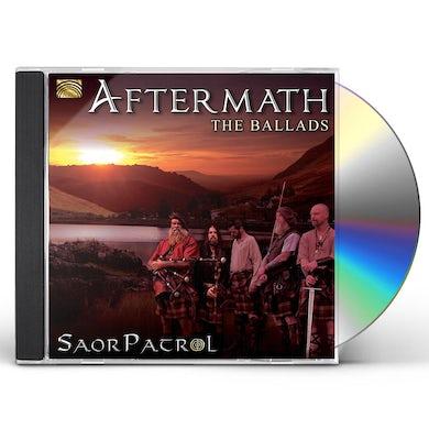 SAOR PATROL AFTERMATH-THE BALLADS CD