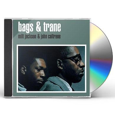 Milt Jackson / John Coltrane BAGS & TRANE CD