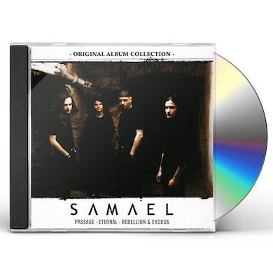 Samael ORIGINAL ALBUM COLLECTION CD