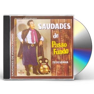 Teixeirinha SAUDADES DE PASSO FUNDO CD