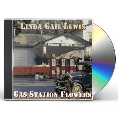Linda Gail Lewis GAS STATION FLOWERS CD