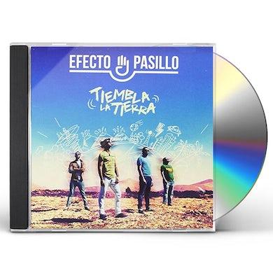 Efecto Pasillo TIEMBLA LA TIERRA CD