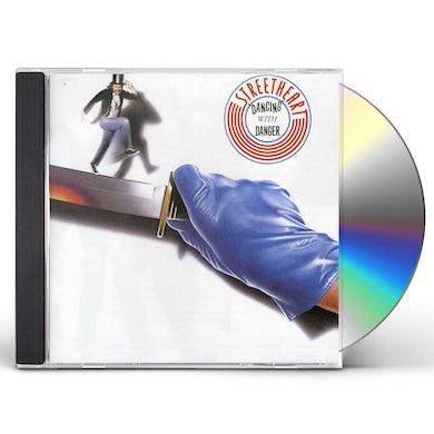 Streetheart DANCING WITH DANGER CD