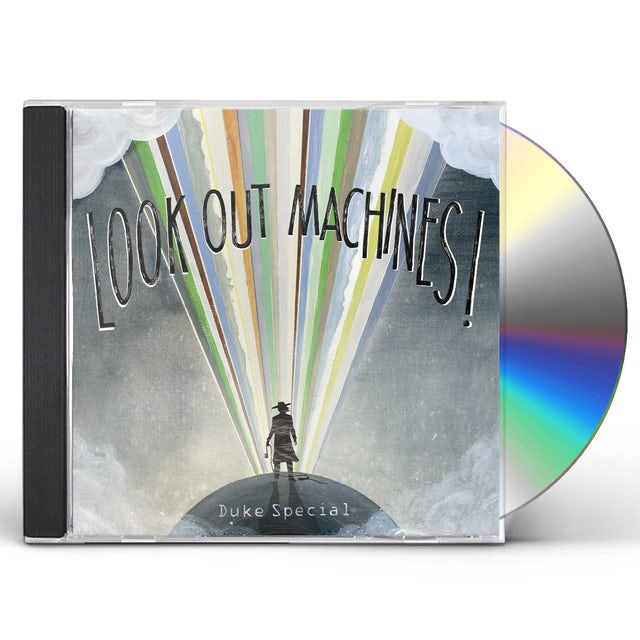 Duke Special LOOK OUT MACHINES CD