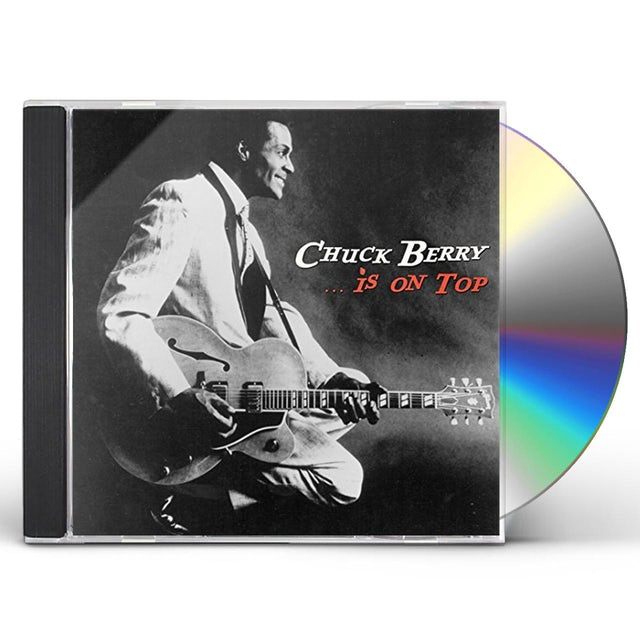 Chuck Berry IS ON TOP CD