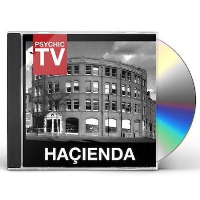 Psychic Tv HACIENDA CD
